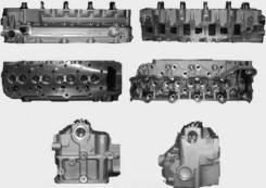 Головка блока цилиндров. Isuzu Bighorn, UBR6VF, UBS5VC, UBS5VF, UBS6VC, UBS6VF Двигатель 4JX1
