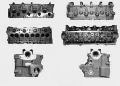 Головка блока цилиндров. Mazda: J100, Bongo Brawny, Bongo, J80, Eunos Cargo Двигатель R2
