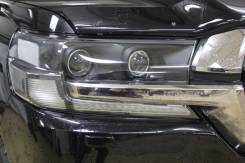 Фары(Exclusive Black) Toyota Land Cruiser 200 (J200) 2015 - 2018.