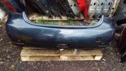Nissan Almera (G15) Бампер задний