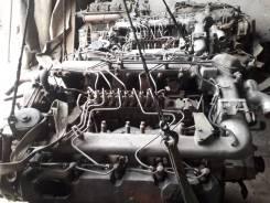 Блок цилиндров. Hino FS Двигатель V21C
