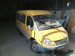ГАЗ 322132. Газель 3322132, 2 400куб. см., 8 мест