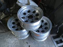 "Mickey Thompson. 8.0x16"", ET0, ЦО 110,0 мм."