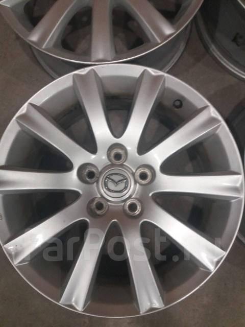 """Mazda. 7.0x17"""", 5x114.30, ET45, ЦО 66,0мм."""