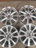 Mazda. 7.5x17, 5x114.30, ET50, ЦО 66,0мм.