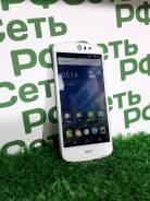 Acer Liquid Z530. Б/у, 16 Гб, Белый, 4G LTE