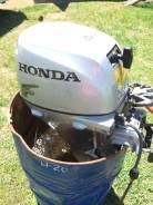 Honda. 10,00л.с., 4-тактный, бензиновый, нога S (381 мм)