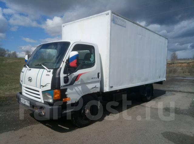 Hyundai HD72. Продается грузовик hunday hd72, 3 300куб. см., 3 500кг.