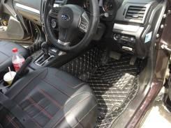 Коврики. Subaru Forester, SJ, SJ5, SJ9, SJG