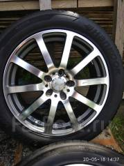 Продам колеса 235/50R18 Honda Mugen. 7.5x18 5x114.30 ET55 ЦО 64,1мм.