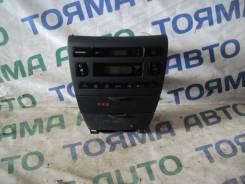Блок управления климат-контролем. Toyota Corolla Fielder, NZE121, NZE121G