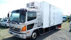 Hino Ranger. Продам широкобазый рефрижератор со спальником , 6 400куб. см., 5 000кг.