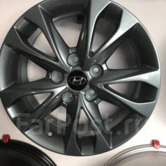 "Hyundai. 6.5x16"", 5x114.30, ET16, ЦО 67,1мм."