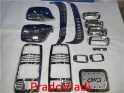Накладка декоративная. Toyota Land Cruiser, FJ80, FJ80G, FZJ80, FZJ80G, FZJ80J, HDJ80, HZJ80