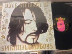 Дэйв Стюарт / Dave Stewart & the Spirituals Cowboys - EU LP 1990