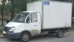 ГАЗ 2310. Газ Соболь 2310 промтоварный фургон 11м3, 2 700куб. см., 990кг.