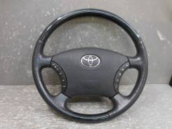 Руль. Toyota: Land Cruiser, Camry, Hilux Surf, Land Cruiser Prado, 4Runner, Highlander, Hilux, Estima, Avensis Verso, Alphard, Hilux / 4Runner, Ipsum...