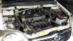 Двигатель в сборе. Toyota: Platz, Allion, Allex, ist, Vios, Corolla, Probox, Yaris Verso, Raum, Echo Verso, WiLL Cypha, Succeed, Corolla Rumion, bB, C...