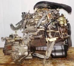 Двигатель в сборе. Toyota Carina Toyota Corona Двигатели: 5AF, 5AFE