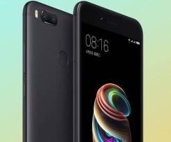 Xiaomi Mi A1. Новый, 64 Гб, Черный, 4G LTE