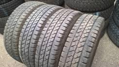 Bridgestone Blizzak VL1. Всесезонные, 2015 год, износ: 10%, 4 шт