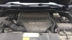 Двигатель в сборе. Toyota Land Cruiser Двигатель 1VDFTV