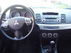 Активация круиз-контроля Mitsubishi Lancer X