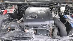 Двигатель в сборе. Mitsubishi L200, KA4T, KB4T Mitsubishi Pajero Sport, KG4W, KH4W Mitsubishi Nativa, KG4W, KH4W Двигатель 4D56