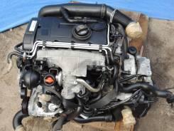 Двигатель в сборе. Volkswagen Passat, 3C2, 3C5 Volkswagen Jetta, 1K2 Volkswagen Touran, 1T1, 1T2 Volkswagen Golf, 1K1, 1K5, 5M1 Mitsubishi Grandis, NA...