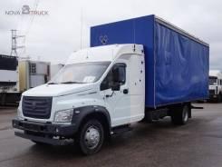 ГАЗ ГАЗон Next. Шторно-бортовой грузовик ГАЗон NEXT, 4 430куб. см., 4 100кг.