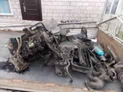 Двигатель R2 на Mazda Bongo в разборе