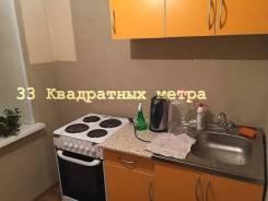 1-комнатная, проспект Народный 25. Толстого (Буссе), агентство, 25кв.м.