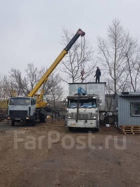 Автокран ивановец 14т 14м. +грузовик с краном 12/5