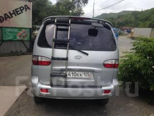 Hyundai Starex. автомат, 4wd, 2.5, дизель, 145 000тыс. км