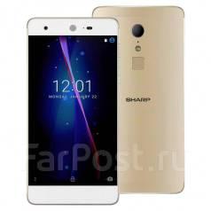 Sharp. Новый, 32 Гб, Серый, 4G LTE