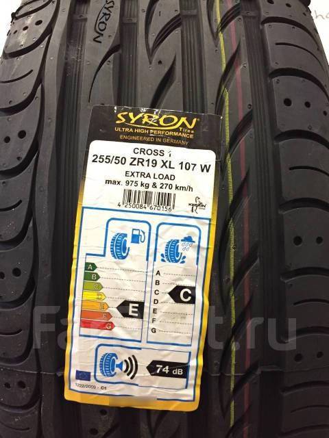 Syron CROSS 1 Plus. Летние, без износа, 4 шт