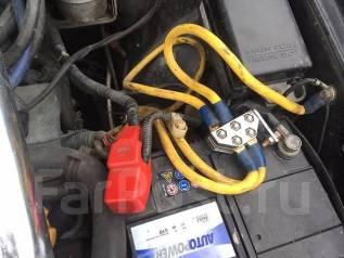 Разминусовка. Subaru Forester, SG Двигатель EJ20