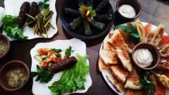 Организация банкетов, торжеств и прочих мероприятий в молдавском кафе