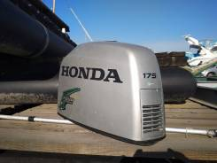 Honda. 175,00л.с., 4-тактный, бензиновый, нога X (635 мм), 2009 год год