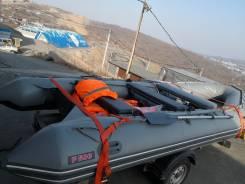 Мнев и Ко Фаворит F-500. 2015 год год, длина 5,00м., двигатель подвесной, 30,00л.с., бензин