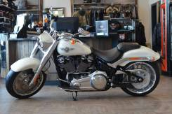 Harley-Davidson Fat Boy. 1 745куб. см., исправен, птс, без пробега