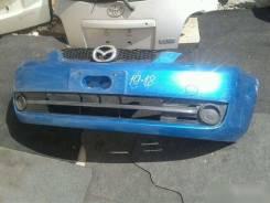 Бампер. Mazda Demio, DY3R, DY3W, DY5R, DY5W