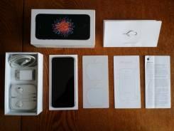 Apple iPhone SE. Б/у, 64 Гб, Серый, 4G LTE