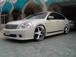 Обвес кузова аэродинамический. Nissan Teana, J31, TNJ31, PJ31 Двигатели: VQ35DE, VQ23DE, QR20DE, QR25DE