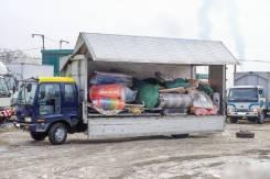 Доставим любой груз по Дальнему востоку. Парк грузовиков и фур.