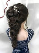 Свадебные/вечерние причёски