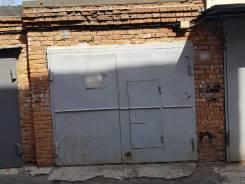 Гаражи капитальные. проспект Партизанский 14, р-н Центр, 36кв.м., электричество, подвал.