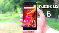 Nokia 6. Новый, 64 Гб, 4G LTE, Dual-SIM
