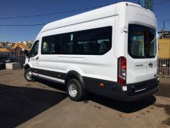 Ford Transit Shuttle Bus. 2,2L TDi 136HP M6, 23 места, В кредит, лизинг