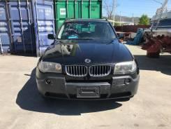 Капот. BMW X3, E83